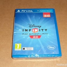 Videojuegos y Consolas PS Vita: DISNEY INFINITY 2.0 , A ESTRENAR PARA SONY PSVITA / VITA , PAL. Lote 289302878