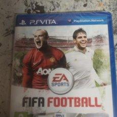 Videojuegos y Consolas PS Vita: JUEGO PS VITA FIFA FOOBALL NUEVO A ESTRENAR. Lote 289431228
