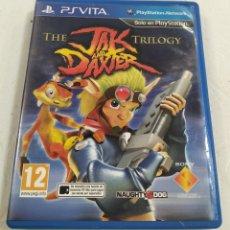 Videojuegos y Consolas PS Vita: THE JAK AND DAXTER TRILOGY PS VITA. Lote 289645138