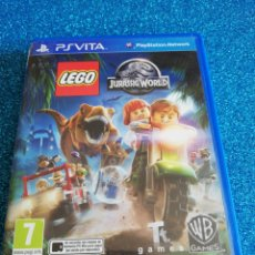Videojuegos y Consolas PS Vita: LEGO JURASSIC WORLD PS VITA. Lote 292311078