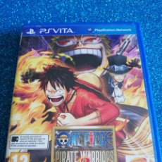 Videojuegos y Consolas PS Vita: ONE PIECE: PIRATE WARRIORS 3 PS VITA. Lote 292311463
