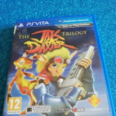 Videojuegos y Consolas PS Vita: THE JAK AND DAXTER TRILOGY PS VITA. Lote 292312288