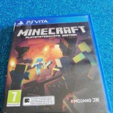 Videojuegos y Consolas PS Vita: MINECRAFT PLAYSTATION VITA EDITION PS VITA. Lote 292315518