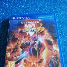 Videojuegos y Consolas PS Vita: ULTIMATE MARVEL VS CAPCOM 3 PS VITA. Lote 292316218