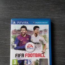 Videojuegos y Consolas PS Vita: VENDO FIFA FOOTBALL PARA VITA - PSVITA.. Lote 292513903