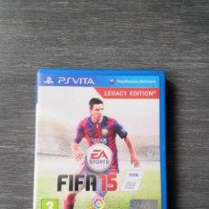 Videojuegos y Consolas PS Vita: VENDO FIFA 15 PARA PSVITA.. Lote 292514033