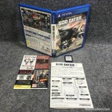 Videojuegos y Consolas PS Vita: GOD EATER 2 JAP SONY PS VITA. Lote 293683538