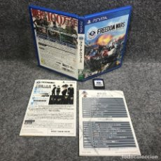Videojuegos y Consolas PS Vita: FREEDOM WARS JAP SONY PS VITA. Lote 293683553