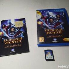 Videojogos e Consolas: DUNGEON HUNTER ( SONY PS VITA - PAL -ESP). Lote 293873933