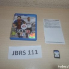 Videojuegos y Consolas PS Vita: PSP VITA - FIFA 13 , PAL ESPAÑOL , COMPLETO. Lote 293999223