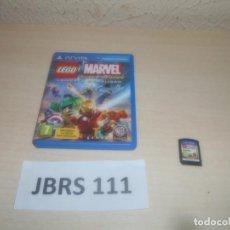 Videojuegos y Consolas PS Vita: PSP VITA - LEGO MARVEL SUPER HEROES - UNIVERSO EN PELIGRO , PAL ESPAÑOL , COMPLETO. Lote 293999508