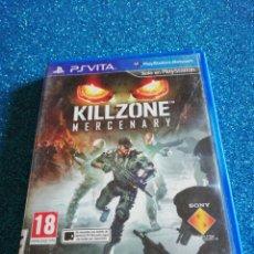 Videojuegos y Consolas PS Vita: KILLZONE MERCENARY PS VITA. Lote 295495468