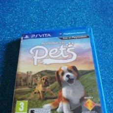 Videojuegos y Consolas PS Vita: PETS PS VITA. Lote 295496073
