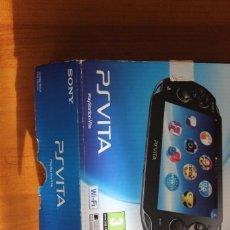 Videojuegos y Consolas PS Vita: PS VITA PCH-1004+TARJETA 16GB+FUNDA RÍGIDA+5JUEGOS TODO EN BUEN ESTADO Y POCO USO. Lote 295911553