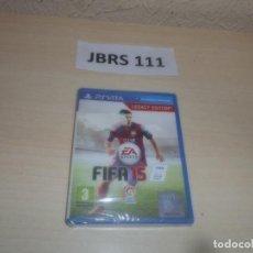Videojuegos y Consolas PS Vita: PSP VITA - FIFA 15 LEGACY EDITION , PAL ESPAÑOL , PRECINTADO. Lote 295937868