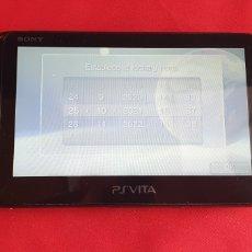 Videojuegos y Consolas PS Vita: CONSOLA SONY PSVITA FUNCIONA. Lote 296621363