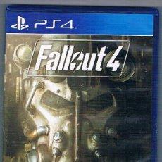 Videojuegos y Consolas PS4: FALLOUT 4 - PLAYSTATION 4 - COMPLETO. Lote 66150502