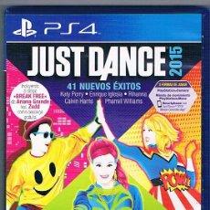 Videojuegos y Consolas PS4: PS4 JUST DANCE 2015. Lote 66151394