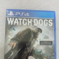 Videojuegos y Consolas PS4: JUEGO PS4 COMPLETO WATCH DOGS. Lote 67743841