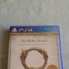 Videojuegos y Consolas PS4: THE ELDER SCROLLS ONLINE: TAMRIEL UNLIMITED - PLAYSTATION 4 - NUEVO A ESTRENAR, PRECINTADO. Lote 71969047