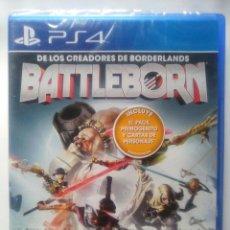 Videojuegos y Consolas PS4: BATTLEBORN. JUEGO PARA SONY PLAYSTATION 4 PS4. PAL-ESP. FÍSICO.NUEVO,PRECINTADO.. Lote 72270091
