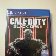 Videojuegos y Consolas PS4: CALL OF DUTY - BLACK OPS III (PS4). Lote 82618384