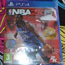 Videojuegos y Consolas PS4: NBA2K15. Lote 83169040