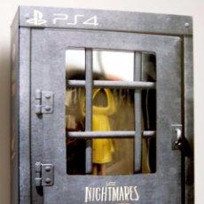 Videojuegos y Consolas PS4: FIGURA DEL JUEGO LITTLE NIGHTMARES SIX EDITION PS4 NUEVA MAS COMIC PS 4 PSX PLAYSTATION PLAY STATION. Lote 86109820