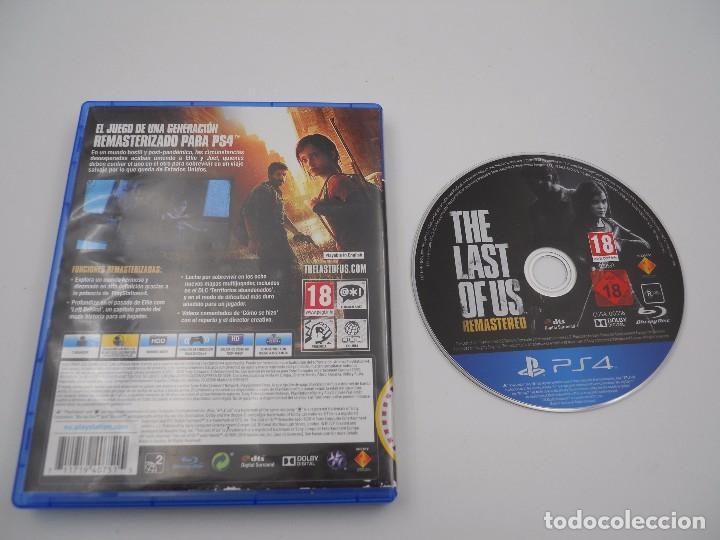 Videojuegos y Consolas PS4: JUEGO THE LAST OF US RESMATERIZADO SONY PLAYSTATION 4 PS4 PAL ESPAÑA.BUEN ESTADO - Foto 2 - 86905900