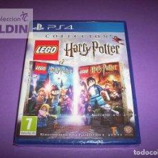 Videojuegos y Consolas PS4: LEGO HARRY POTTER COLECCION AÑOS 1-7 NUEVO Y PRECINTADO PAL ESPAÑA PS4. Lote 88586264