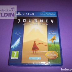 Videojuegos y Consolas PS4: JOURNEY COLLECTOR'S EDITION NUEVO Y PRECINTADO PAL ESPAÑA PLAYSTATION 4 PS4. Lote 88587084