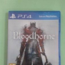 Videojuegos y Consolas PS4: BLOODBORNE. Lote 95150515