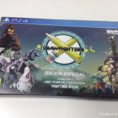 Videojuegos y Consolas PS4: DRAWFIGHTERS EDICION ESPECIAL FIGHTING BOOK SPECIAL EDITION. Lote 95225447