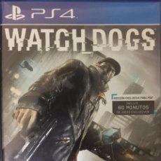 Videojuegos y Consolas PS4: JUEGO PS4 WHATCHDOGS. Lote 95861279