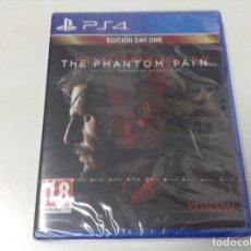 Videojuegos y Consolas PS4: METAL GEAR SOLID V THE PHANTOM PAIN EDICION DAY ONE. Lote 97617727