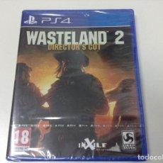 Videojuegos y Consolas PS4: WASTELAND 2 DIRECTOR'S CUT. Lote 97619819
