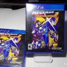 Videojuegos y Consolas PS4: MEGA MAN LEGACY COLLECTION 2 (PS4) (US) PRECINTADO!. Lote 97633615