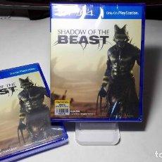 Videojuegos y Consolas PS4: SHADOW OF THE BEAST - PRECINTADO! (PS4 - EXCLUSIVO ASIA). Lote 97633771