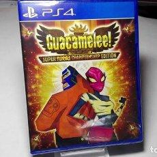 Videojuegos y Consolas PS4: GUACAMELEE! SUPER TURBO CHAMPIONSHIP EDITION ( PS4 - PRECINTADO!). Lote 97963567