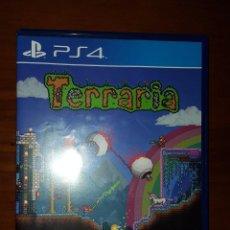 Videojuegos y Consolas PS4: JUEGO PS4 TERRARIA. Lote 98054647