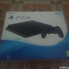 Videojuegos y Consolas PS4: CAJA VACIA PLAY 4 PS4. Lote 98209562