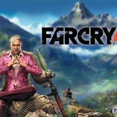 Videojuegos y Consolas PS4: FARCRY4 PS4. Lote 100333903