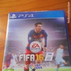 Videojuegos y Consolas PS4: FIFA 16 - PLAYSTATION 4 PS4 - PAL -. Lote 103156839