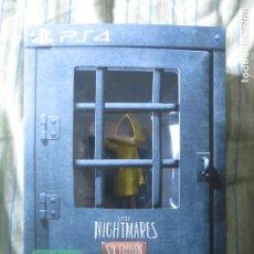 Videojuegos y Consolas PS4: LITTLE NIGHTMARES SIX EDITION PAL ESPAÑA PS4 EDICION ESPECIAL COMO NUEVO. Lote 105074755