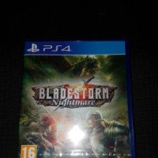 Videojuegos y Consolas PS4: PS4 BLADE STORM NIGHTMARE SELLADO. Lote 105590796