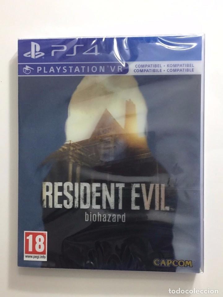 Resident Evil 7 Biohazard Lenticular Edition Vr Sold Through