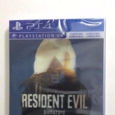 Videojuegos y Consolas PS4: RESIDENT EVIL 7 BIOHAZARD LENTICULAR EDITION VR PLAYSTATION 4 PAL ESPAÑA. Lote 107050611