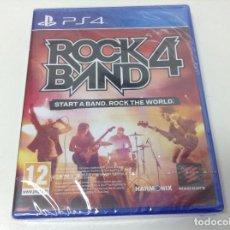 Videojuegos y Consolas PS4: ROCK BAND 4. Lote 109313151