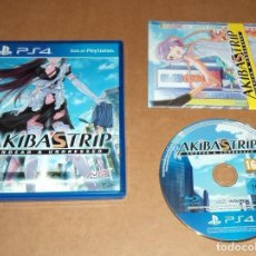 Videojuegos y Consolas PS4: AKIBA'S TRIP : UNDEAD & UNDRESSED, COMPLETO PARA SONY PLAYSTATION 4 / PS 4 , PAL. Lote 109453555