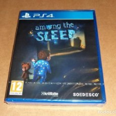 Videojuegos y Consolas PS4: AMONG THE SLEEP PARA SONY PLAYSTATION 4 / PS4 ,A ESTRENAR, PAL. Lote 109453611
